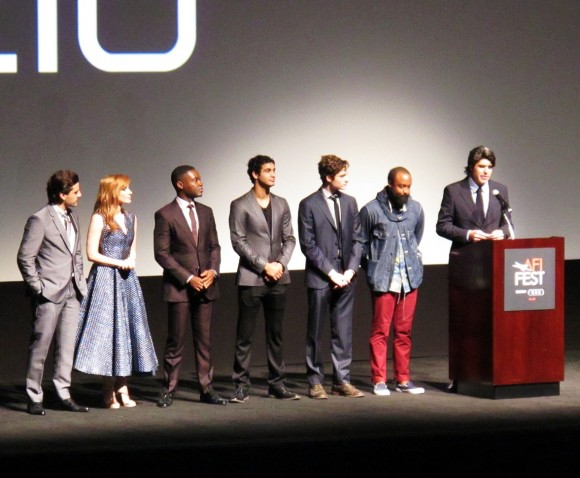 A Most Violent Year, cast