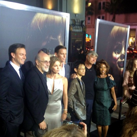 Annabelle-The-Conjuring-cast-premiere
