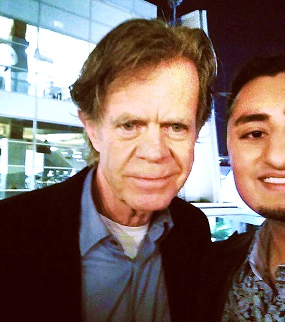 Cake Movie Premiere, William H Macy