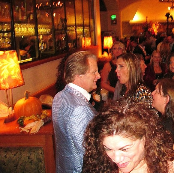 Dumb and Dumber To, Jeff Daniels, after party
