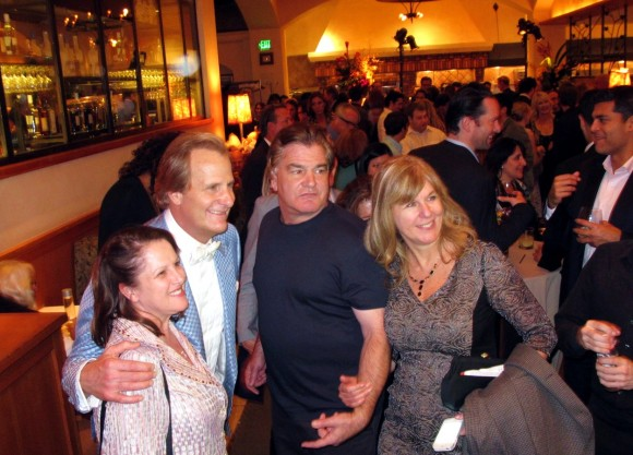 Dumb and Dumber To, Jeff Daniels, movie, premiere, party