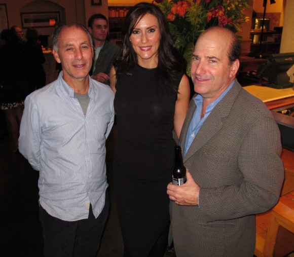 Dumb and Dumber To, Leni Rico, John Jacobs, premiere, movie