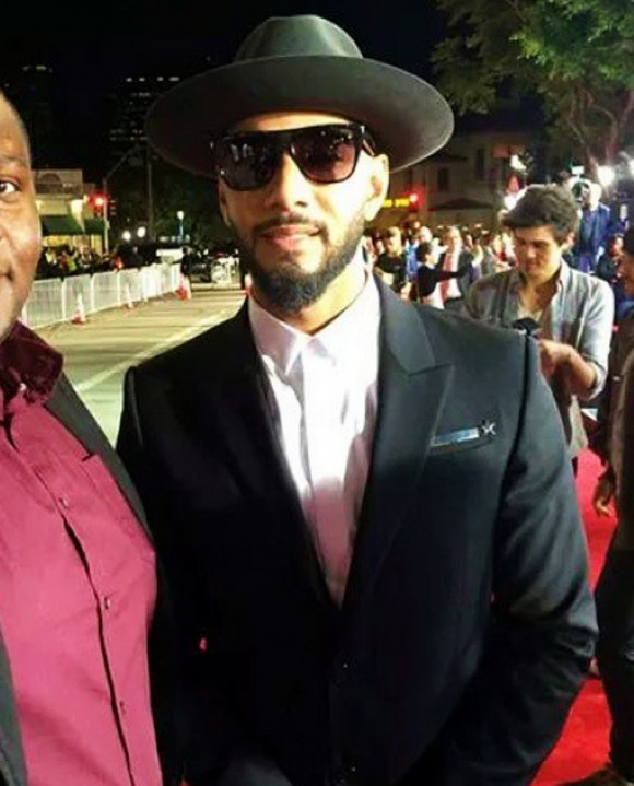 Dumb and Dumber To, Swizz Beatz