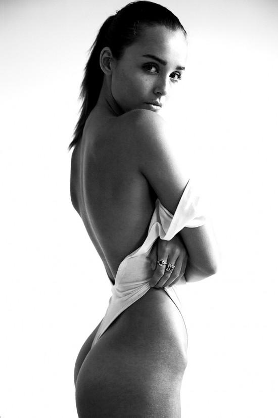 Eliza Ward intimates sexy
