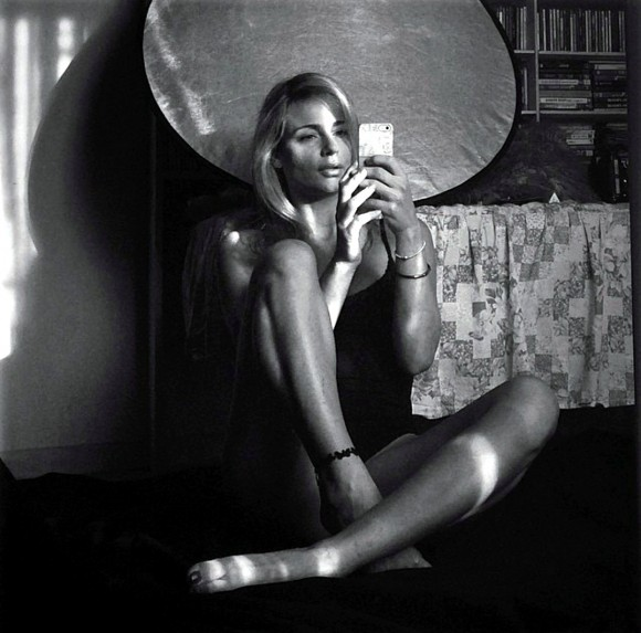 Francesca Ruocco sexy selfie
