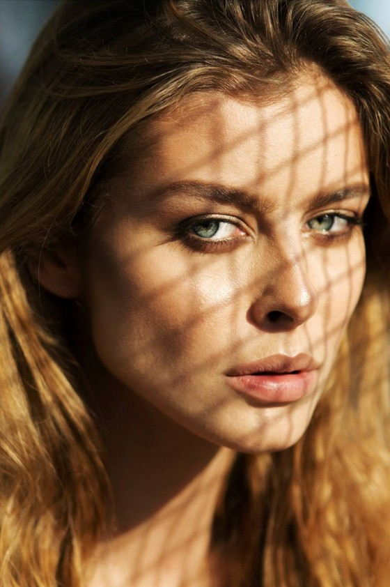 Gabija Varnaite face cosmetic