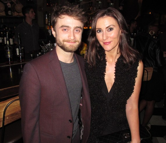 Horns, Daniel Radcliffe, Leni Rico, movie, premiere