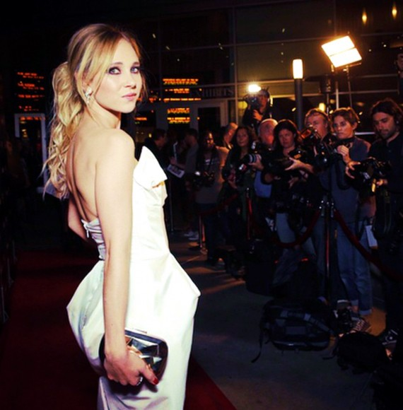 Horns, Juno Temple, movie, premiere