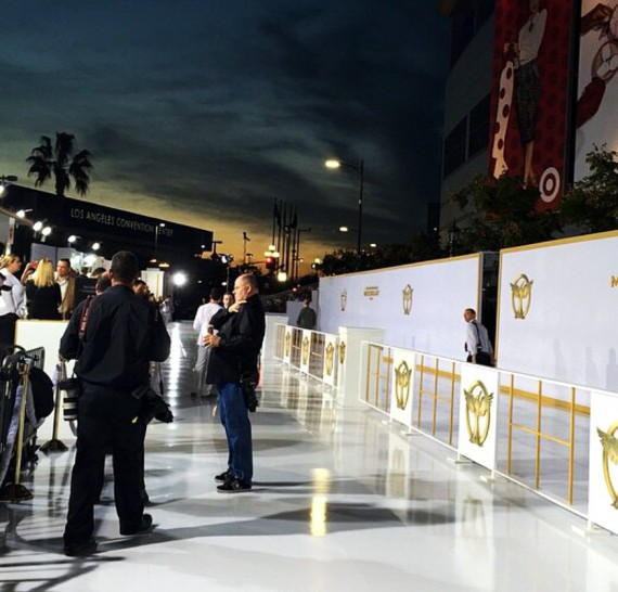 Hunger Games, Mockingjay, red carpet, premiere, Los Angeles
