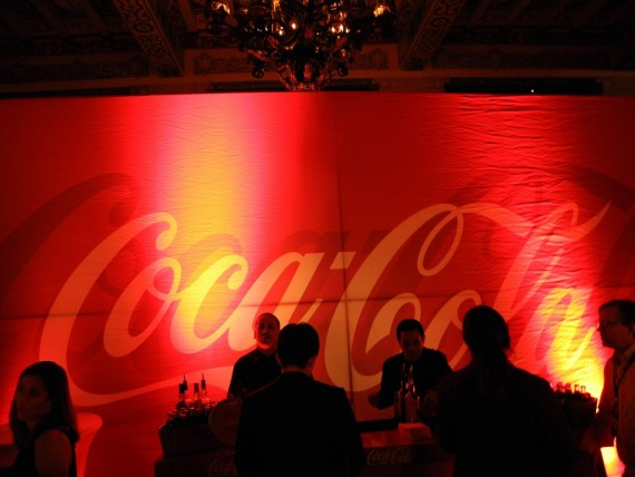 Inherent Vice, Coca Cola, movie, premiere