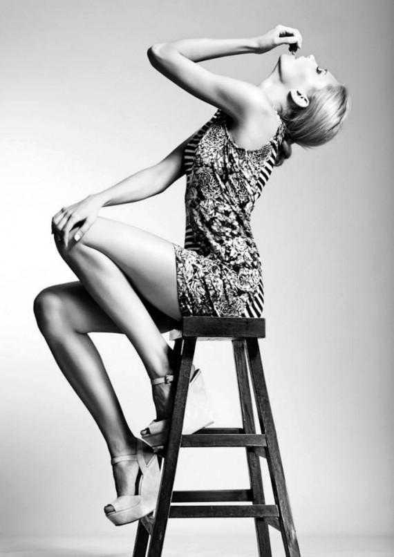 Carolina Gosiewska sexy style