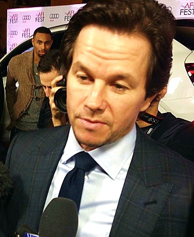 RED HOT ROSTER, November, Mark Wahlberg