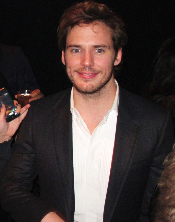 RED HOT ROSTER, November, Sam Claflin