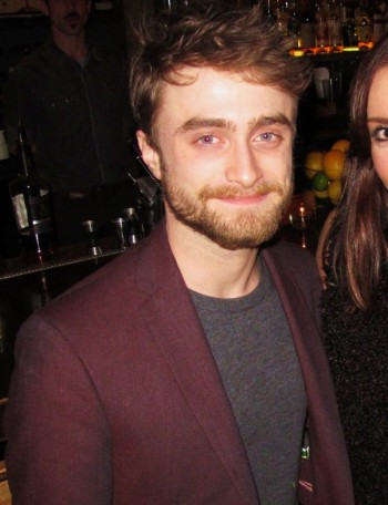 RED HOT ROSTER September Daniel Radcliffe