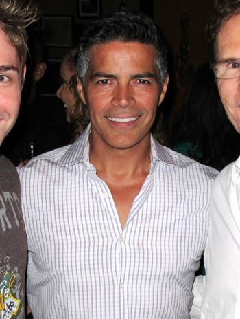 RED HOT ROSTER September Esai Morales