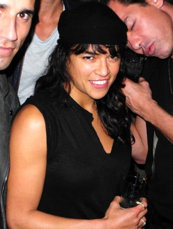 RED HOT ROSTER September Michelle Rodriguez