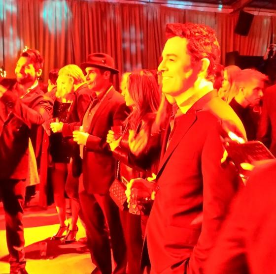 Seth MacFarlane Party, christmas, holiday