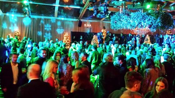 Seth MacFarlane Party, christmas party