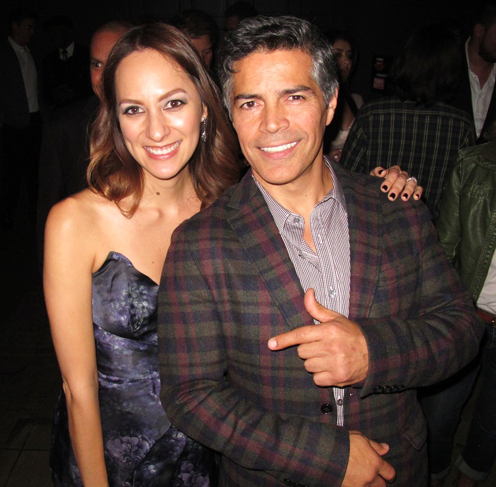 Spare Parts, Esai Morales, movie premiere