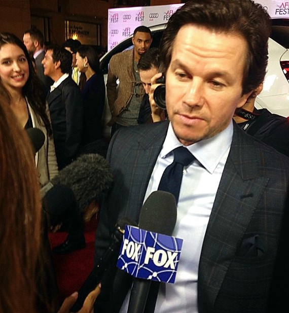 The Gambler, Mark Wahlberg, movie premiere