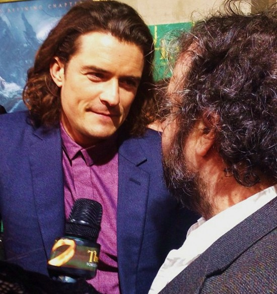 The Hobbit, The Battle of Five Armies, Orlando Bloom, actor