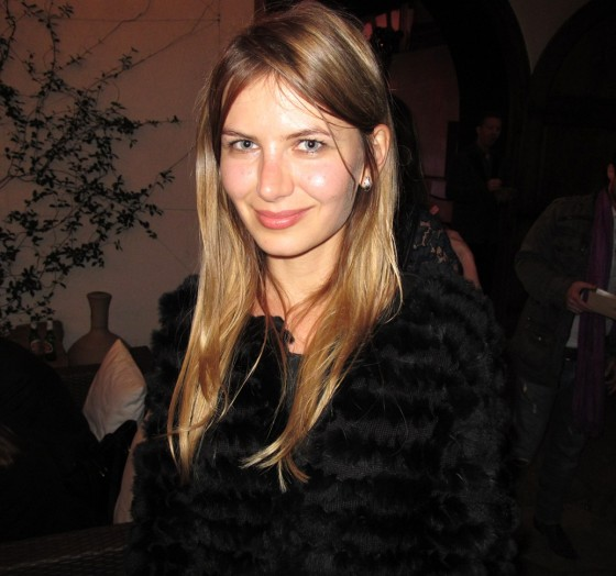 The Homesman, Olga Lesnova