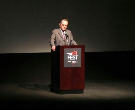 The Homesman, premiere, AFI, Tommy Lee Jones