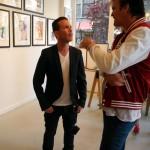 Scott Lipps + Antoine Verglas + Show Girl + Clic Gallery