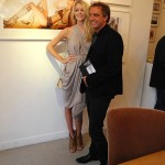 Lindsay Ellingson + Antoine Verglas + Show Girl + Clic Gallery