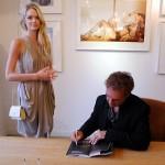 NYC + Lindsay Ellingson + Antoine Verglas + Show Girl + Clic Gallery