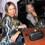 Karina Bartkevica, Aksana Samuylova, ROCK OF AGES: Special Screening After Party