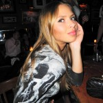 Karina Bartkevica, ROCK OF AGES: Special Screening After Party