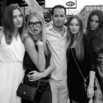 Ines Talakic, Aksana Samuylova, Ricardo Garcia, Ena Talakic, Kira Dikhtyar, WALTER BAKER: MPD – Russian Standard & Peroni