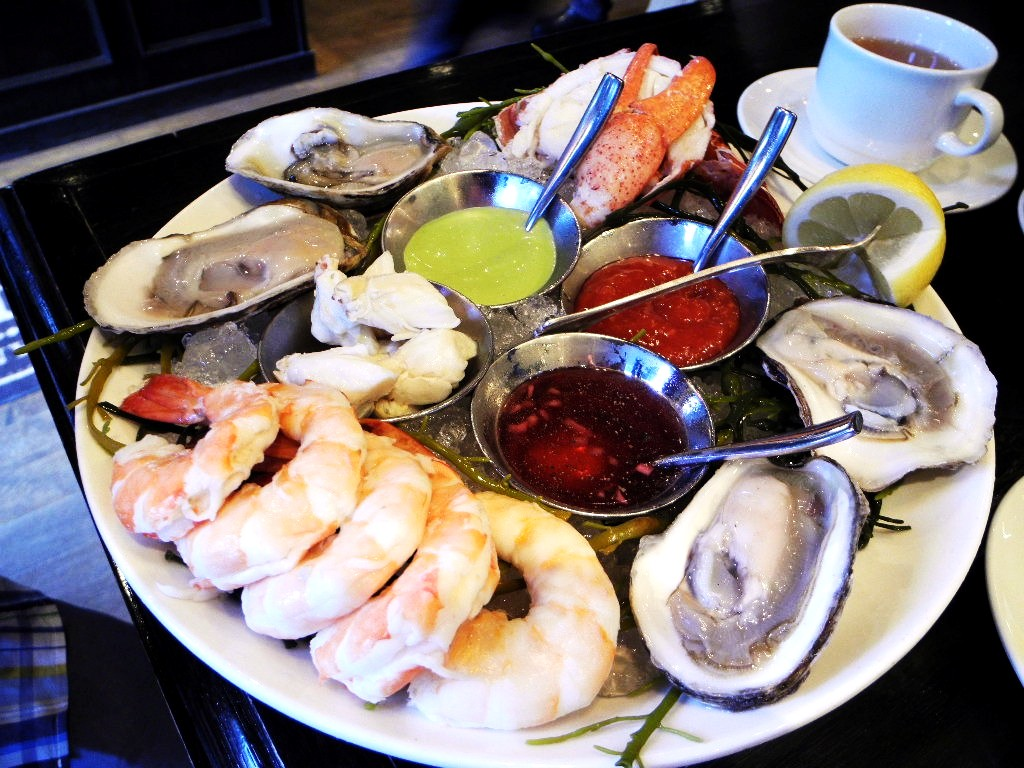 MPD - Seafood Platter