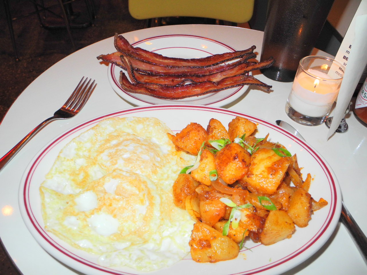 Bowery Diner - Eggs, Bacon & Home Fries