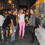 Candice Swanepoel, Ben Watts, HTC