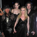 James Goldstein, Elena Von Essen, Julia Kristin, ALEXANDER WANG AFTERPARTY