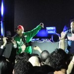 Busta Rhymes, ALEXANDER WANG AFTERPARTY