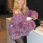 Etta Gudmundsdottir, Maison Martin Margiela H&M global launch New York