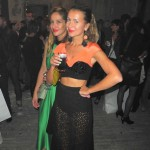 Natalie Joos, Maison Martin Margiela H&M global launch New York