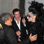 Andre Balazs, Maison Martin Margiela H&M global launch New York