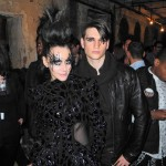 Susanne Bartsch, Maison Martin Margiela H&M global launch New York