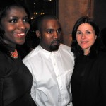 Kanye West, Maison Martin Margiela H&M global launch New York