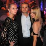 Lana Smith, Yan Assoun, Polina Proshkina, Bergdorf Goodman 111 Year Anniversary