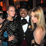 Lana Smith, CD Greene, Polina Proshkina, Bergdorf Goodman 111 Year Anniversary