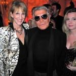 Roberto Cavalli, Elena Von Essen, Bergdorf Goodman 111 Year Anniversary