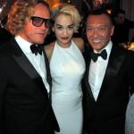 Peter Dundas, Rita Ora, Bergdorf Goodman 111 Year Anniversary