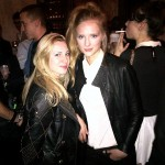 Elena Von Essen, Maison Martin Margiela H&M global launch New York