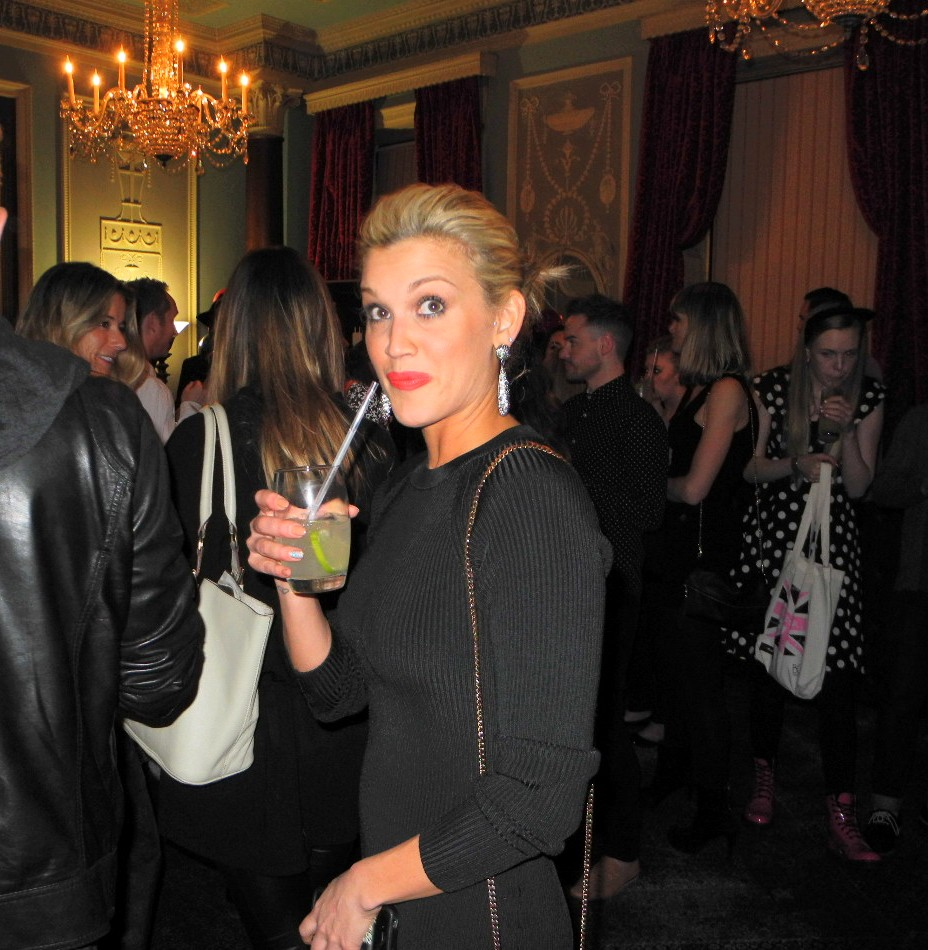 BeautyCon party Home House London Fashion week Ashley Roberts PussyCat Dolls