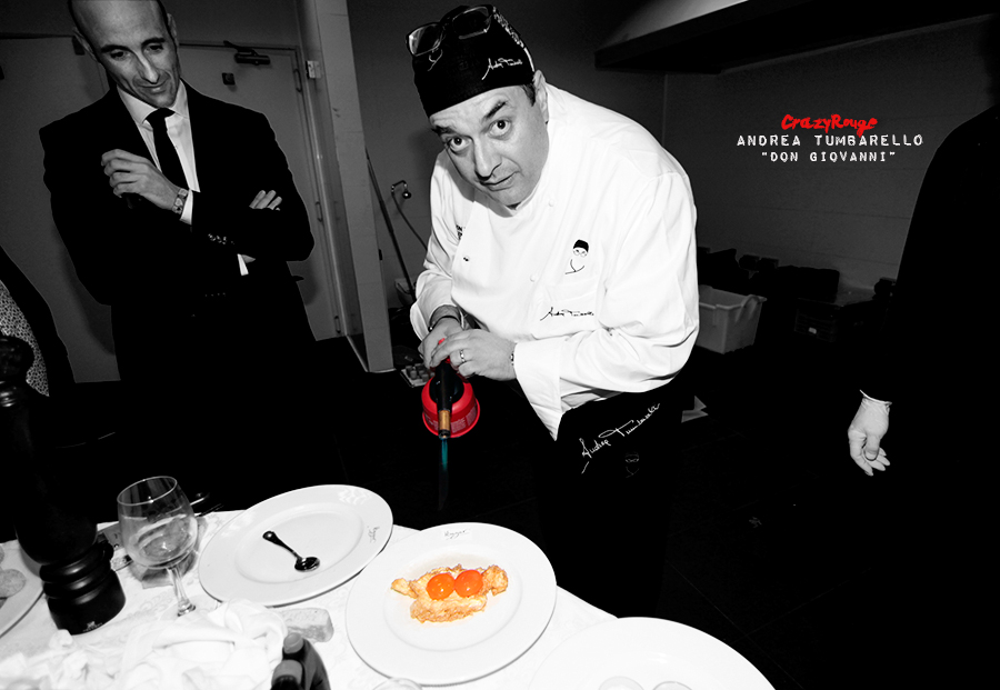 Crazy Rouge+10 Starlite Charity Dinner 2013+Andrea Tumbarello